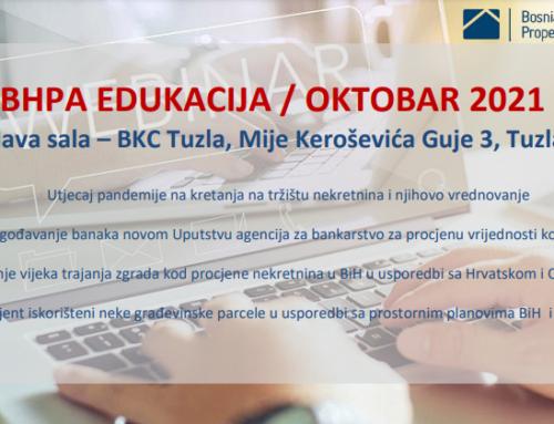 III CPD edukacija / Tuzla – 23.10.2021